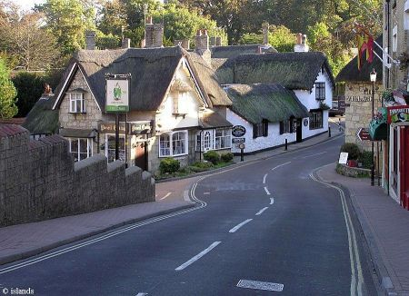 Old Village Shanklin